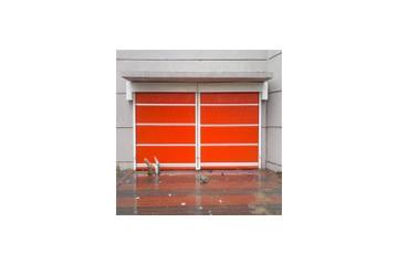 山东电动卷帘门维修之PVC快速卷帘门技术标准
